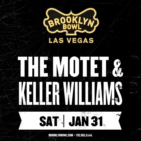 Motet & Keller in Las Vegas
